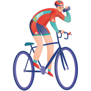 Sagoma-ciclista1